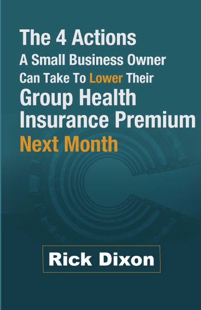 Group Health Insurance Small Business Book